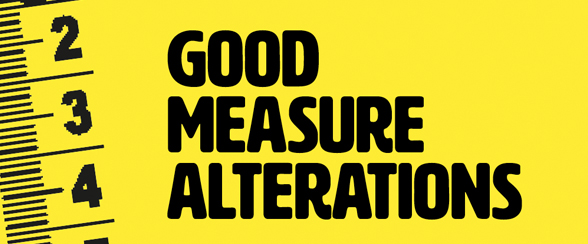 Good Measure Alterations | Alterations NI
